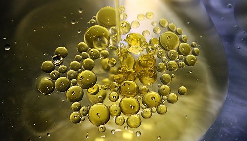 Luscious Oils = Liquid Gold For Your Skin